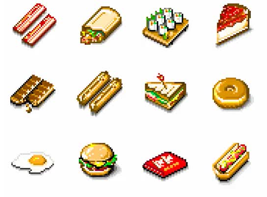 Watch and share Food animated stickers on Gfycat