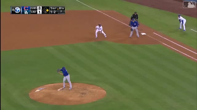 Watch and share Los Angeles Dodgers GIFs and Chicago Cubs GIFs by Ely Sussman on Gfycat