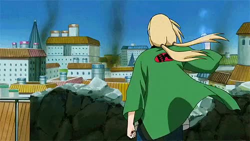 Watch 30 Days Of Naruto ChallengeDay 04: Favorite Hokage-Lady Tsun GIF on Gfycat. Discover more 30 days challenge, 30 days of naruto, fifth hokage, lady tsunade, tsunade GIFs on Gfycat