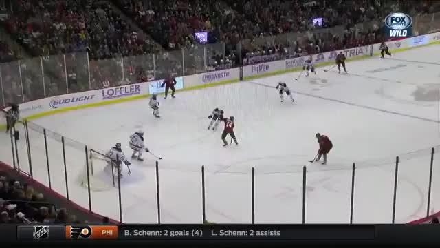 Watch Charlie's alert GWG backhand GIF by @50in15 on Gfycat. Discover more hockey, wildhockey GIFs on Gfycat
