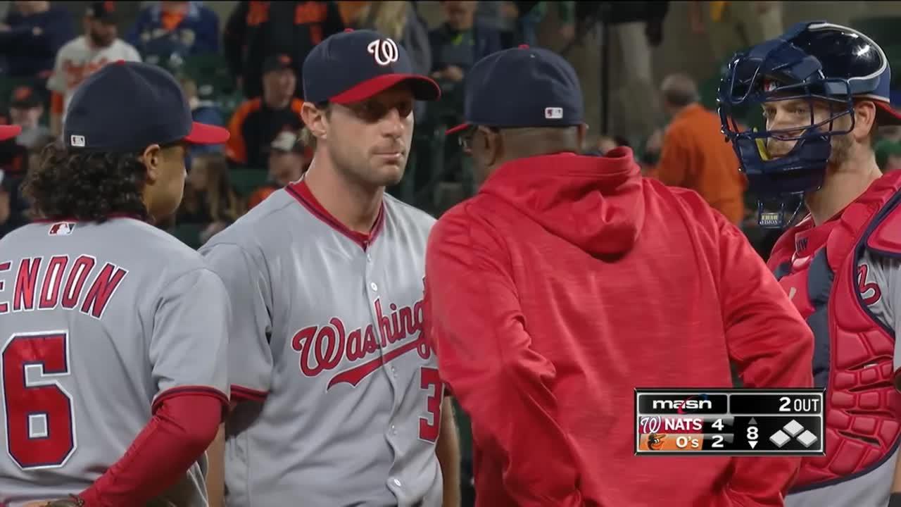 baseball, nationals, washington nationals, Max fucking got him GIFs