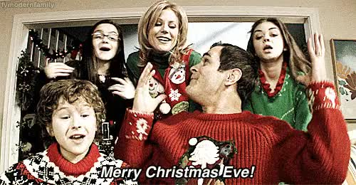 Watch and share Happy Holidays GIFs and Christmas Eve GIFs on Gfycat