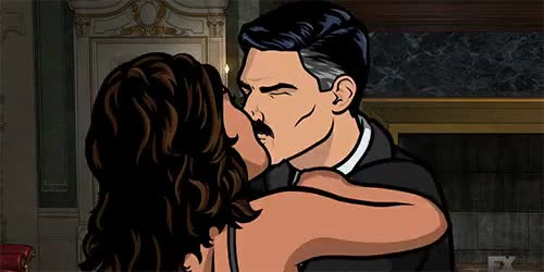 Watch this trending GIF on Gfycat. Discover more Aisha Tyler, Archer fx, archer, archer x lana, fx, fx archer, h. jon benjamin, lana kane, lana x archer, my gifs, sterling archer GIFs on Gfycat