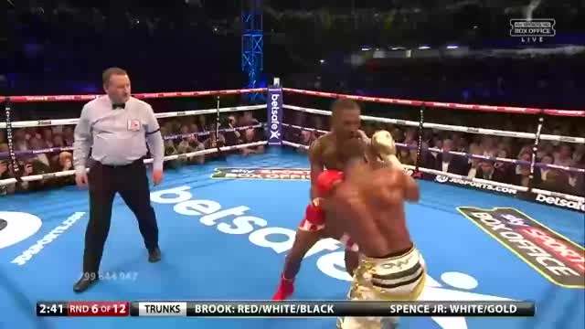Watch Errol Spence vs Kell Brook 6th round combo GIF on Gfycat. Discover more Boxing, Errol Spence, Kell Brook GIFs on Gfycat