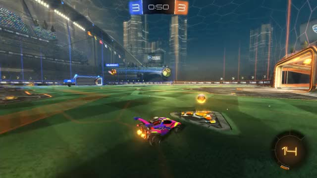 Watch Goal 7: Intel GIF by Gif Your Game (@gifyourgame) on Gfycat. Discover more Gif Your Game, GifYourGame, Goal, Intel, Rocket League, RocketLeague GIFs on Gfycat
