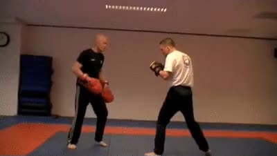 Watch Kickboxing GIF on Gfycat. Discover more related GIFs on Gfycat