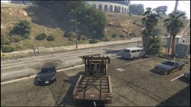 Watch and share Tow Gets Towed GIFs by rogerranger on Gfycat