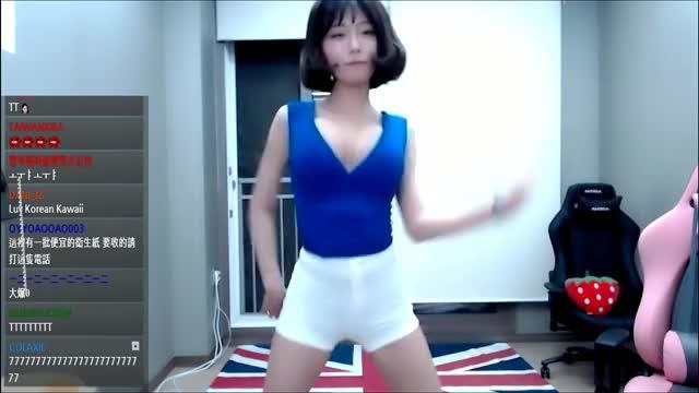 Berry0314 Dance │20180605 史上最暈的TT地震啦! 聊天室喊衛生紙缺貨(cover)