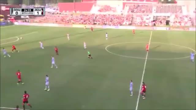 Watch and share Sammy Ndjock GIFs and Football GIFs by ryzu on Gfycat