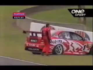 Watch 2003 V8 Supercars Round13 Eastern Creek GIF on Gfycat. Discover more related GIFs on Gfycat