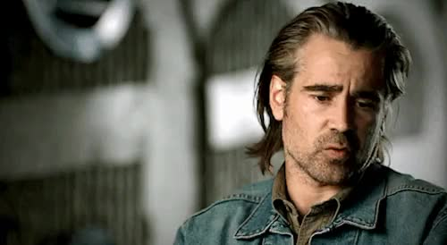 Watch and share Colin Farrell Gifs GIFs and True Detective GIFs on Gfycat