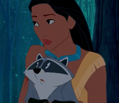 Watch and share Disney Gif GIFs and Pocahontas GIFs on Gfycat