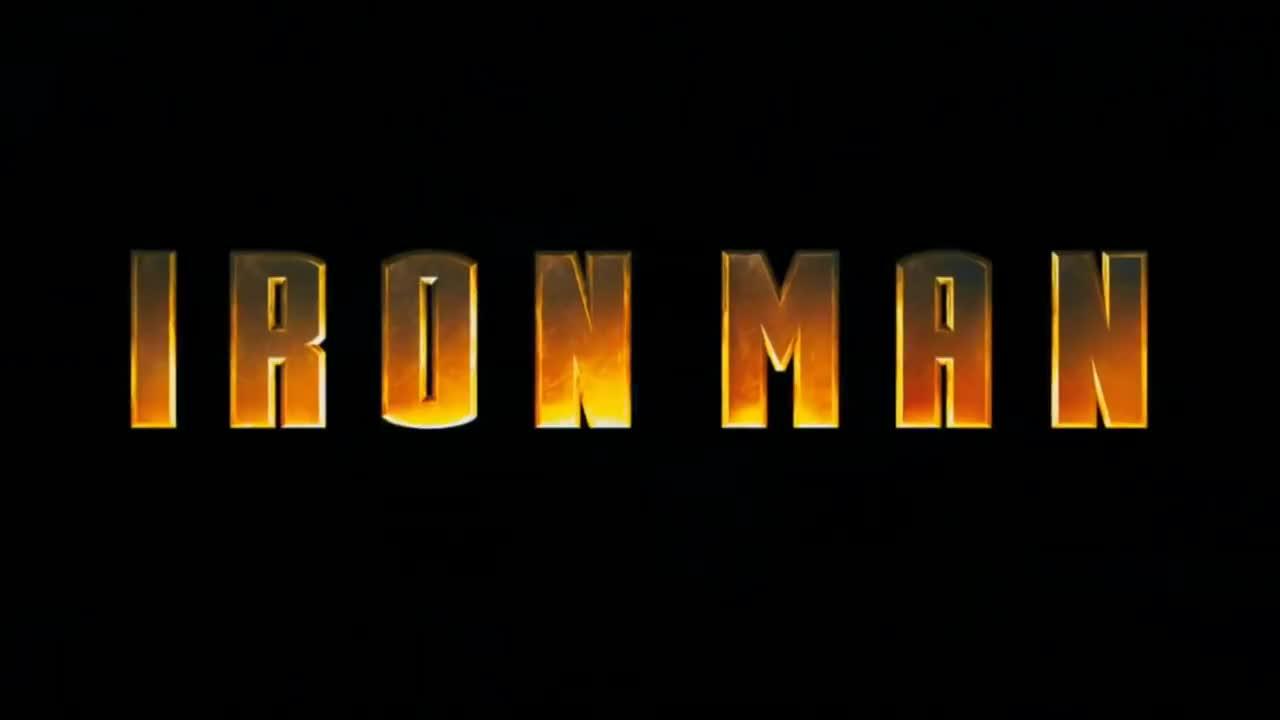 first marvel intro logo iron man 2008 - 1143×527