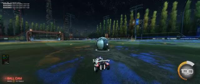 Watch and share Rocket League GIFs by RaidZeroSF on Gfycat
