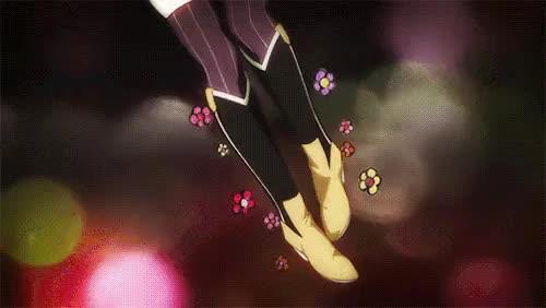 Watch and share Madoka Magica GIFs and Mami Tomoe GIFs on Gfycat