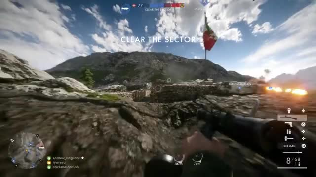 Watch and share Playstation 4 GIFs and Battlefield GIFs by tywreed on Gfycat