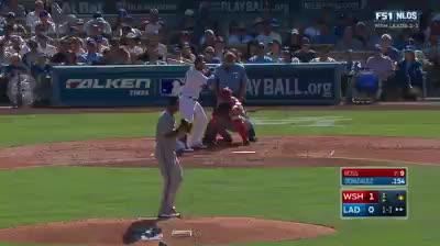 baseballgifs, nationals, Chase Utley hits go ahead single to right field GIFs