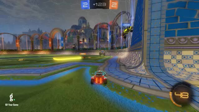 Watch Goal 5: Aimaard GIF by Gif Your Game (@gifyourgame) on Gfycat. Discover more Gif Your Game, GifYourGame, Pupper, Rocket League, RocketLeague GIFs on Gfycat