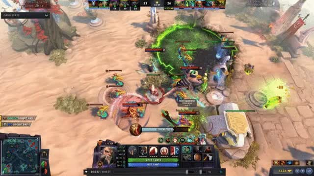Watch and share Lycan Vs Dire Base Race GIFs on Gfycat