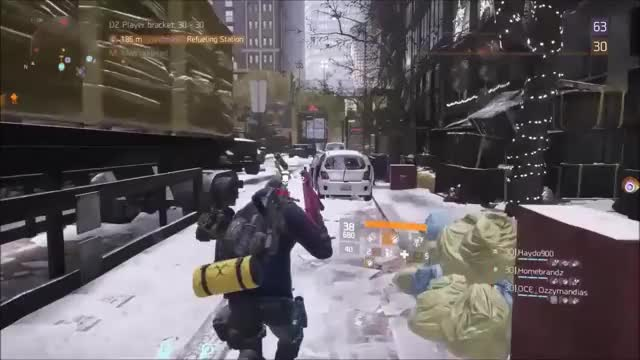 Watch and share Thedivision GIFs by samcm on Gfycat