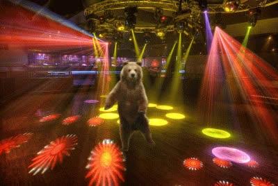 Watch and share Dancing Bear GIFs on Gfycat