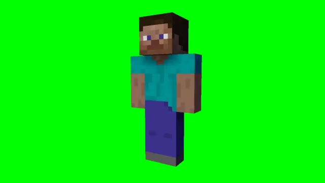 Minecraft Steve Does The Fortnite Dance Can We Hit