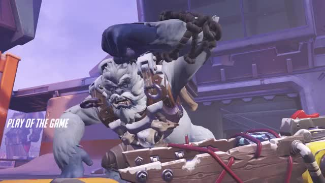 Watch highlight GIF by Jeremy (@jeremyho112) on Gfycat. Discover more mei, overwatch, potg, winston GIFs on Gfycat