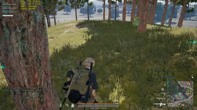Watch and share PLAYERUNKNOWN'S BATTLEGROUNDS 2017.10.22 - 19.02.25.05.DVR.mp4 GIFs on Gfycat
