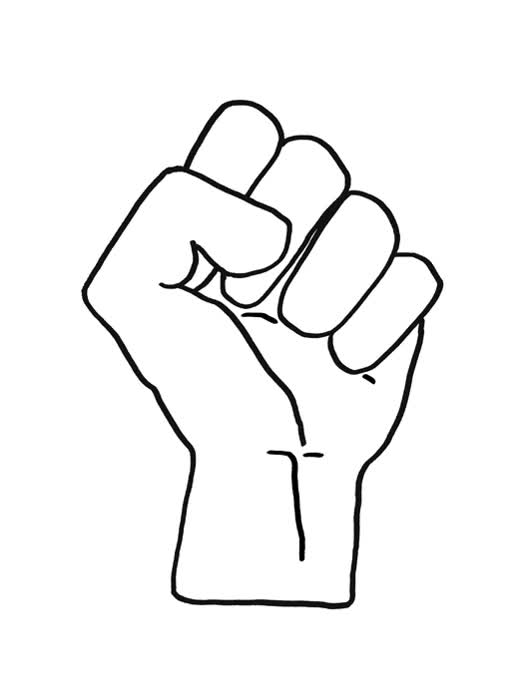 Watch and share ✊ Raised Fist GIFs on Gfycat