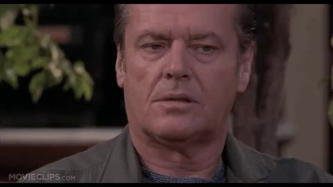 Watch and share As Good As It Gets GIFs and Jack Nicholson GIFs by Mike on Gfycat