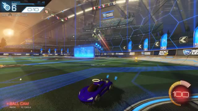 Watch Training session highlights GIF by KuPi (@ikupii) on Gfycat. Discover more Double touch, Freeplay, RocketLeague GIFs on Gfycat