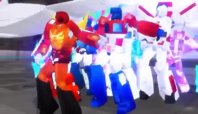 Watch Transformers dancing GIF on Gfycat. Discover more autobots GIFs on Gfycat