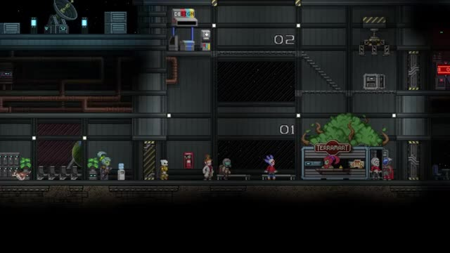 Watch and share Starbound GIFs by Chucklefish on Gfycat