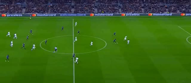 Watch and share Ousmane Dembele Run And Goal Vs Tottenham 18-19 GIFs by FIFPRO Stats on Gfycat