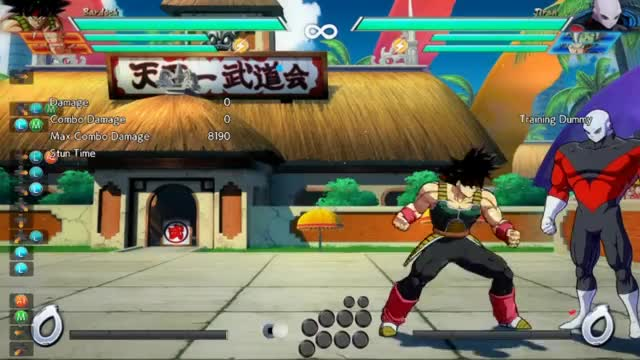 Watch DBFZ Patch: Bardock New Corner Combo + Assist GIF by snuffychris605 (@snuffychris605) on Gfycat. Discover more Dragon Ball FighterZ, dbfz GIFs on Gfycat