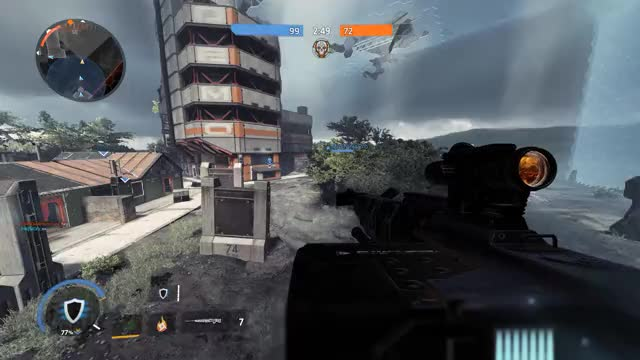 Watch and share Decent Kraber Spree GIFs by suddi_ on Gfycat