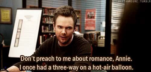 Watch and share Joel Mchale GIFs on Gfycat