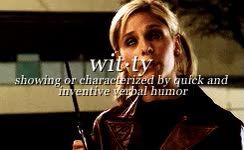 Watch and share Buffy Summers Images Buffy Summers Gifs Wallpaper And Background Photos GIFs on Gfycat