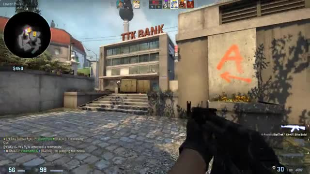 Watch and share 1tap GIFs and Csgo GIFs by Tyler Crabtree on Gfycat