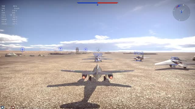 Watch and share Teamkilling GIFs and War Thunder GIFs by dutchplanehunter on Gfycat