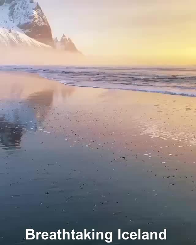 Watch and share BREATHTAKING ICELAND GIFs by Mahmoud M. Mahdali on Gfycat