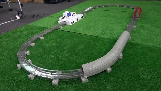 Watch maglev model GIF on Gfycat. Discover more Linear, Train, kids, plarail, toy, toys, trains GIFs on Gfycat