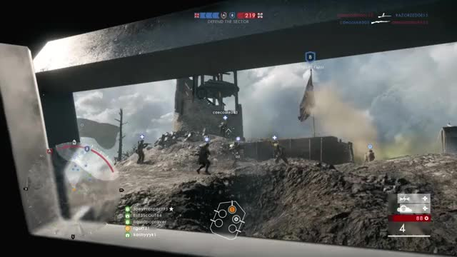 Watch Battlefield 1 - 2 Planes 1 Tank GIF on Gfycat. Discover more battlefield1, playstation 4, ps4share GIFs on Gfycat