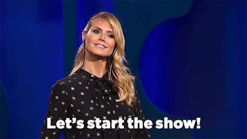 Watch and share Heidi Klum GIFs on Gfycat