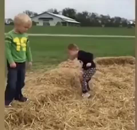 kid, fail, funny, Stop, drop and roll GIFs