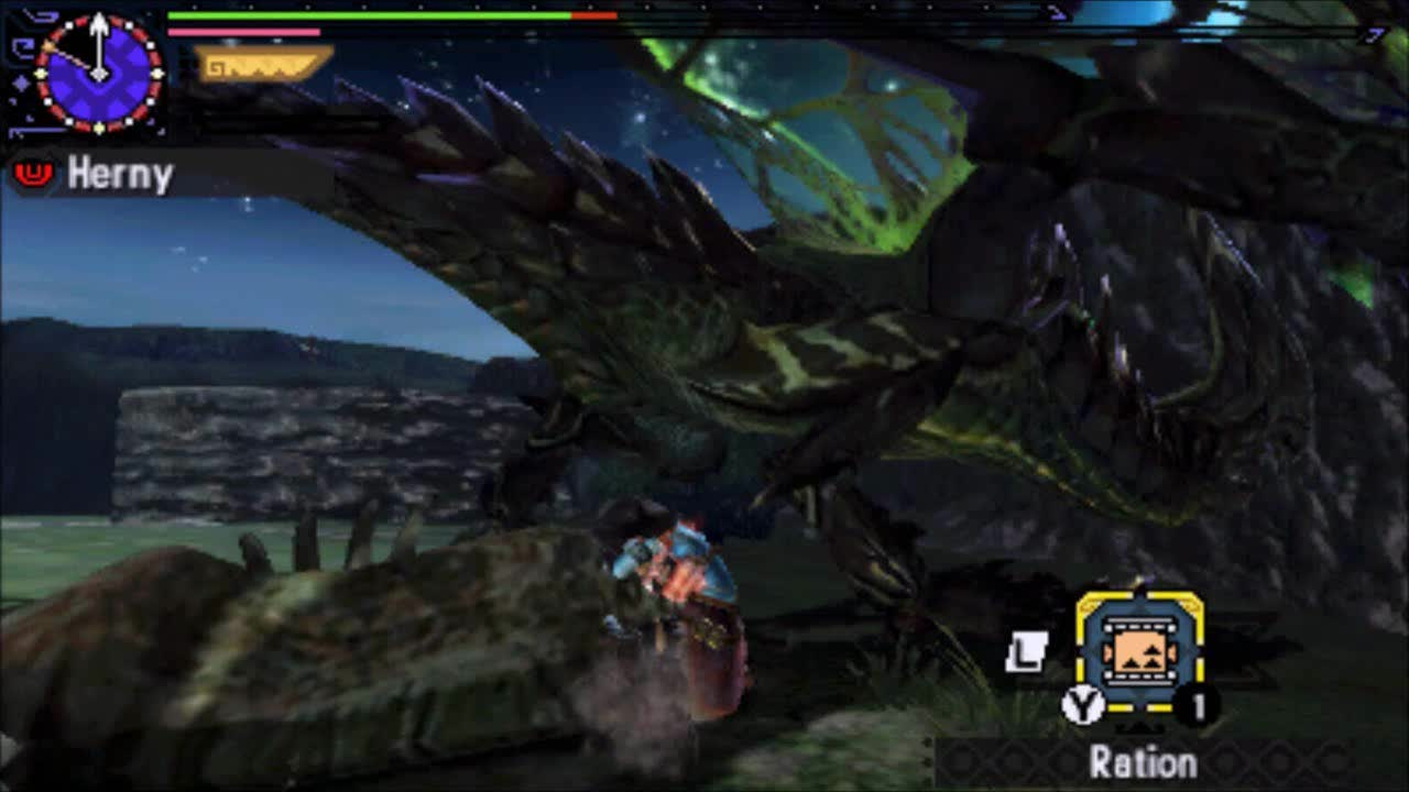 MonsterHunter, monsterhunter, Attack on hunter GIFs