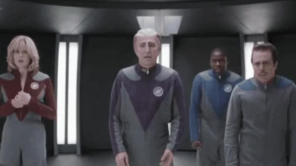 Watch and share Galaxy Quest GIFs and Horrified GIFs by Melon Lord on Gfycat