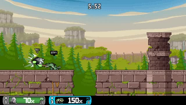 Watch and share Rivals Of Aether GIFs and Brawler GIFs on Gfycat