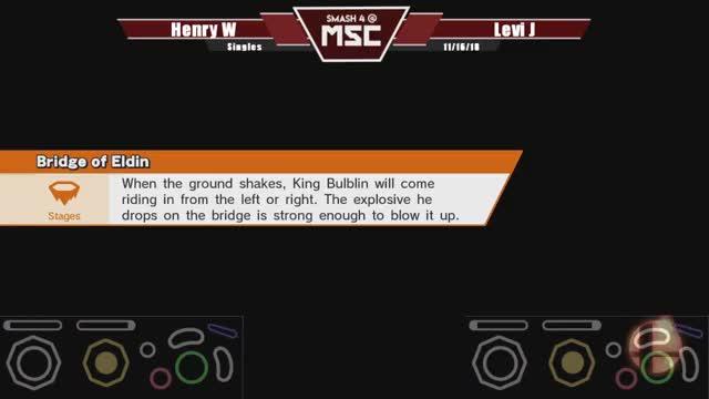 Watch MSC Smash 4 Singles: 11/16/18 GIF on Gfycat. Discover more CStat Smash, Gaming, Smash 4, college station, melee, project m, ssbm, ssbpm, super smash bros, texas GIFs on Gfycat