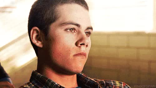 Watch and share Dylan O'brien GIFs and Heated GIFs by Reactions on Gfycat